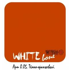 Тёмно-оранжевый. О05